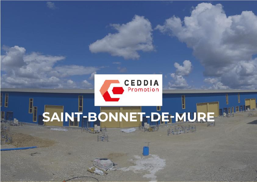 Ceddia – Saint Bonnet de Mure