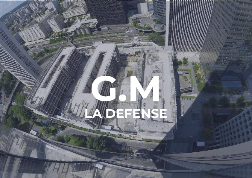 Maucuit – La Défense