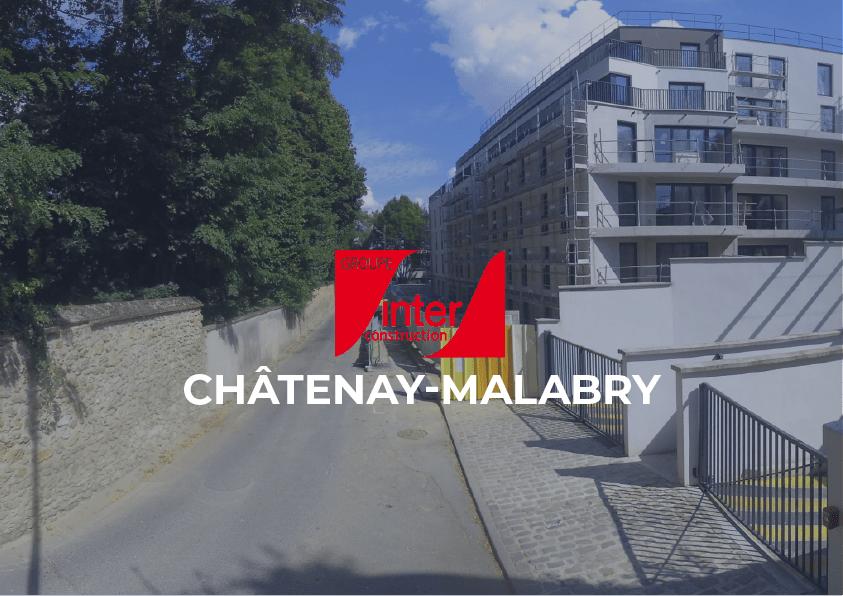 Interconstruction – Châtenay-Malabry