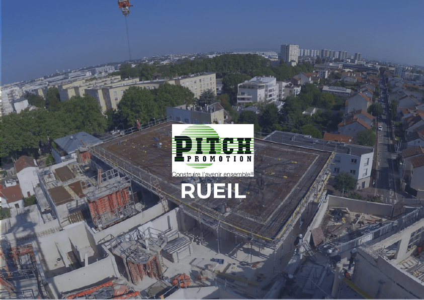 Pitch promotion – Rueil
