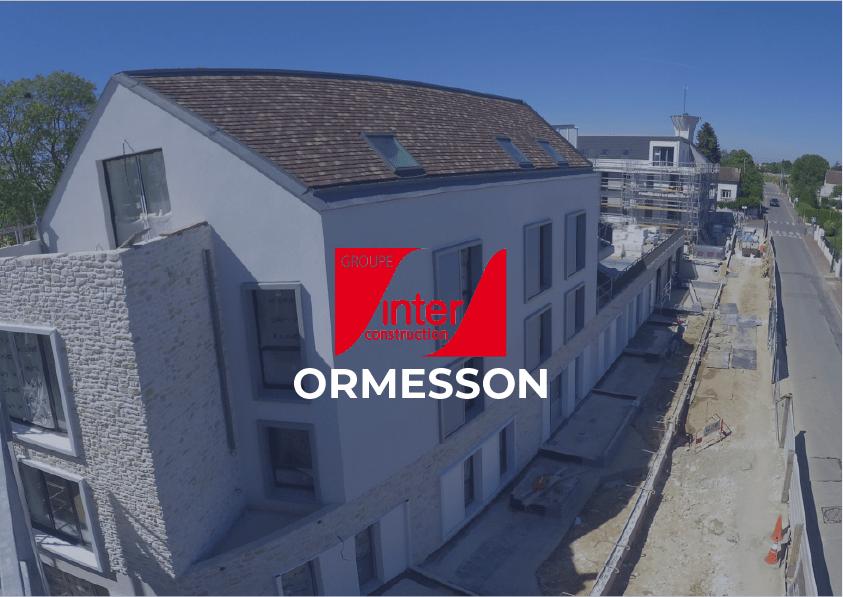 Interconstruction – Ormesson