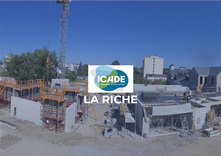 Icade – La Riche