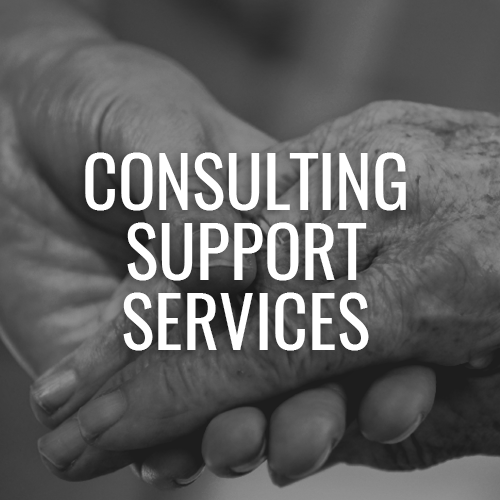 consulting support services for aged care and home care