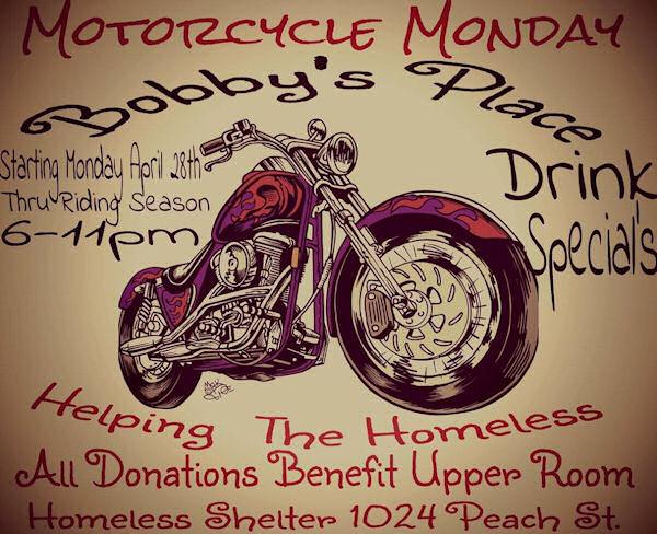 bobbymotorcyclemonday