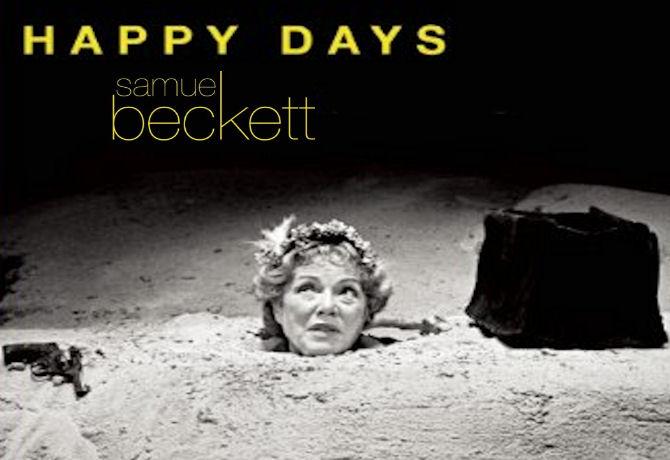 samuel beckett happy days winnie