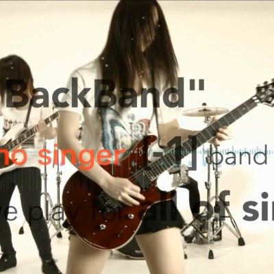 The Back Band MV『-1』(Official Music Video)