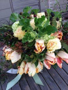 Erika Anderson Designs wedding florals