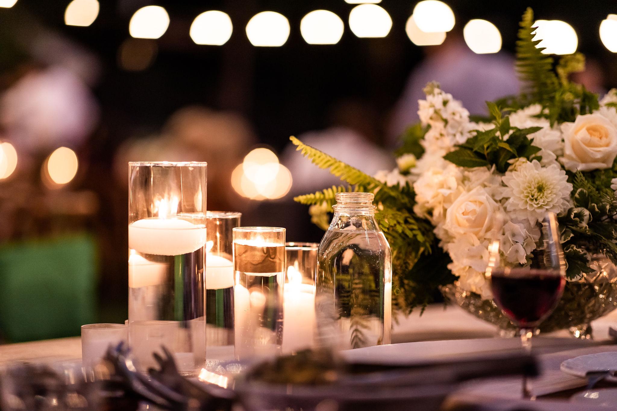Erika Anderson Designs wedding installations