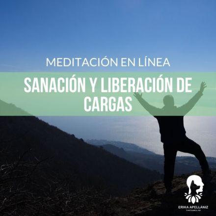 Meditación guiada sanación y liberación de cargas septiembre