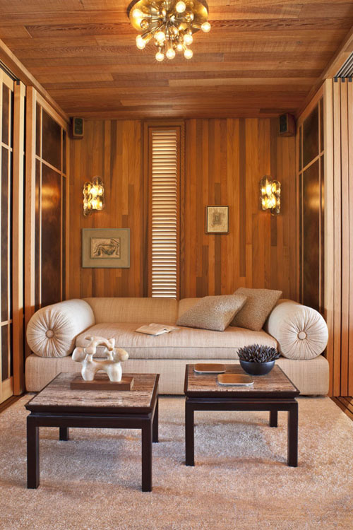 NATURALLY SUMPTUOUS Kelly Wearstler Does 70s Beach