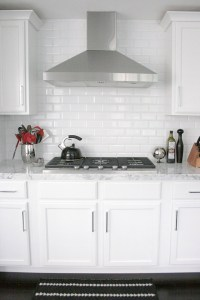 Best 18 Carrera Marble Backsplash