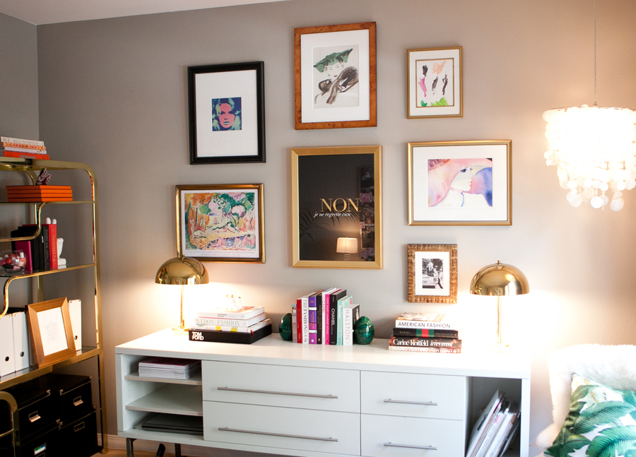HOW TO Build a Gallery Wall (5 Rules)