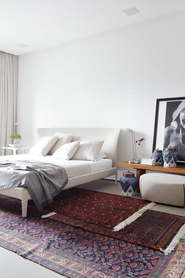 STYLING TIPS Layering Rugs 4 Ways  Erika Brechtel