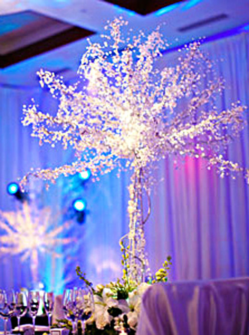 RENT CRYSTAL WEDDING TREES CRYSTAL TREE RENTALS  Luxury Wedding and Event Designer  Planner