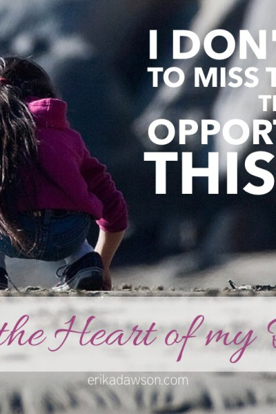 More – Pursuing My Daughter's Heart