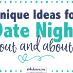 Out-of-the-Box Dates You'll Actually Use for a Date Night OUT