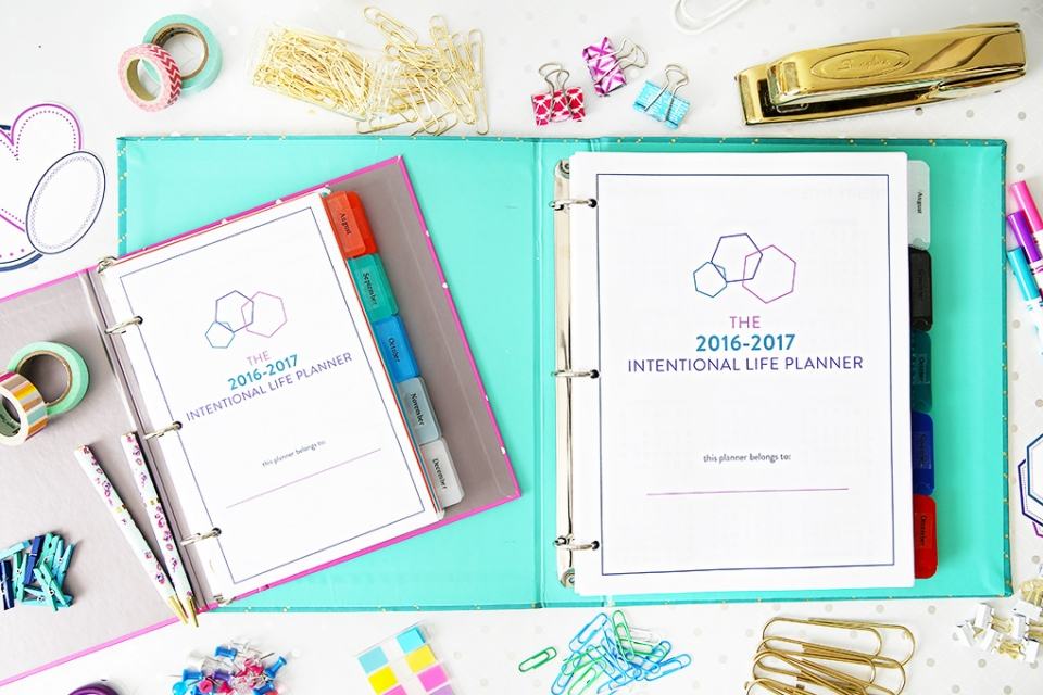 the best planners for busy moms!