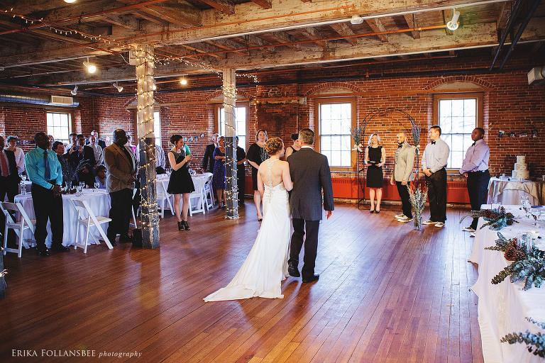 Belknap Mill Wedding  NH Wedding Photographer