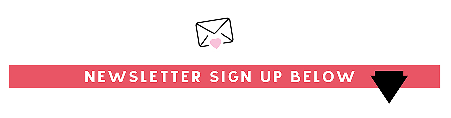 Erika Guymon Newsletter Sign Up | Insider Information & Exclusive Deals