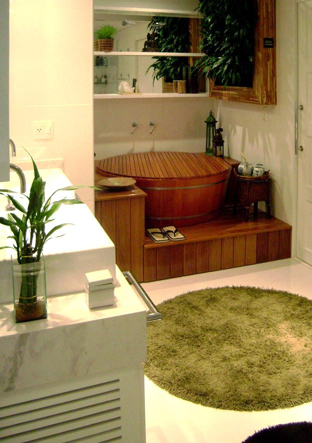 Excepcional Reforma de banheiro com ofurô – Projeto Erika Karpuk – Erika  TH07