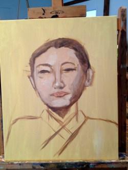 portrait draft
