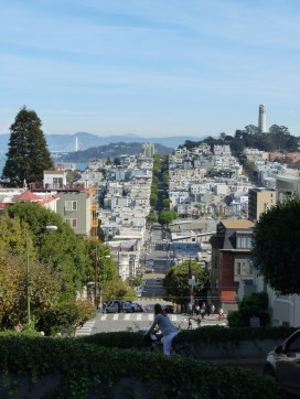 view of the city of San Francisco