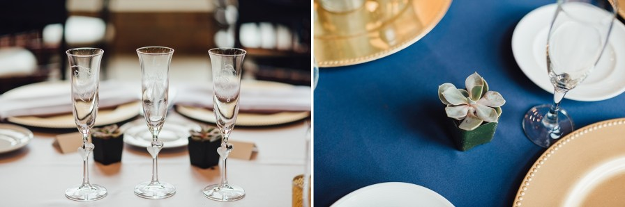 beauty and the beast champagne glasses