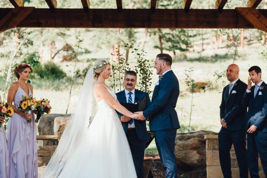 della terra mountain chateau wedding