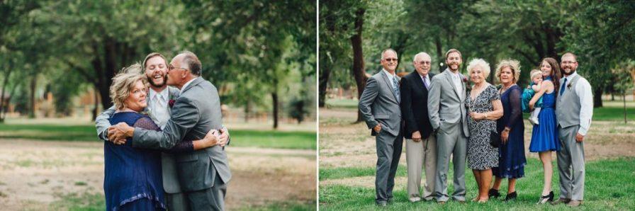 groom's family photos