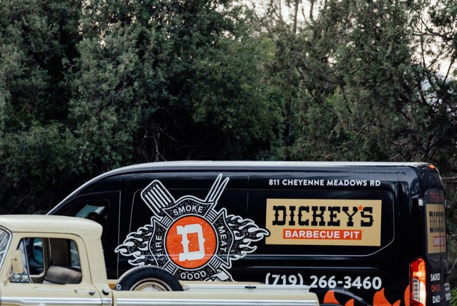 Dickey's BBQ catering