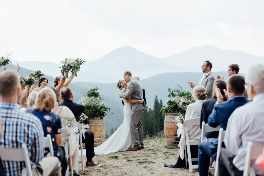 Keystone Resort wedding