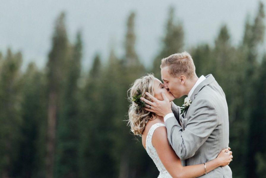 Keystone Resort wedding in summer