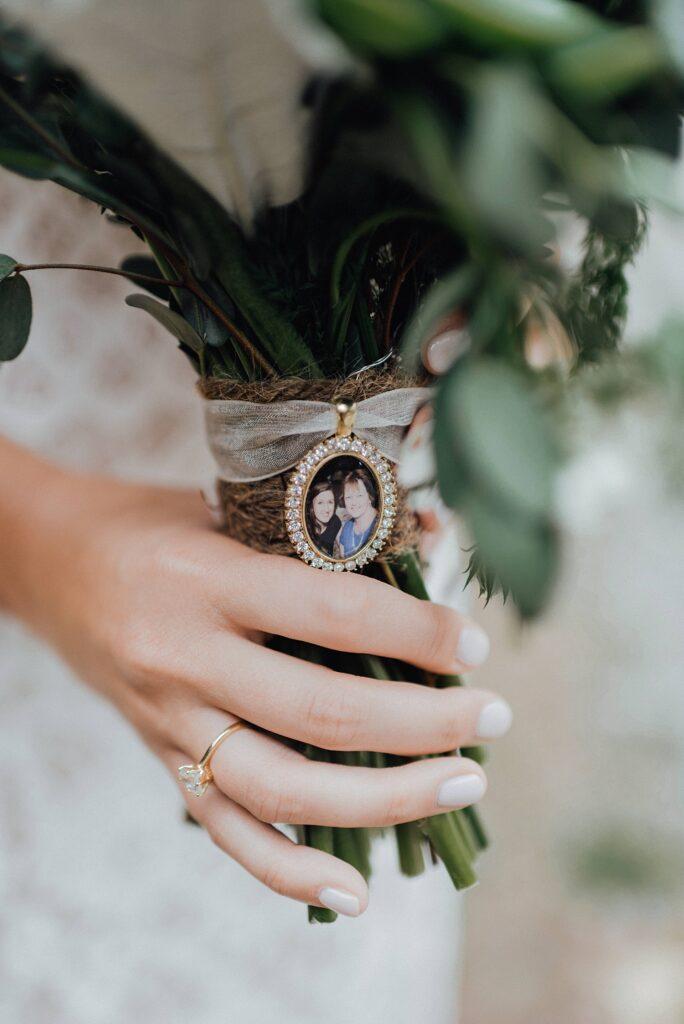 Bouquet memorabilia