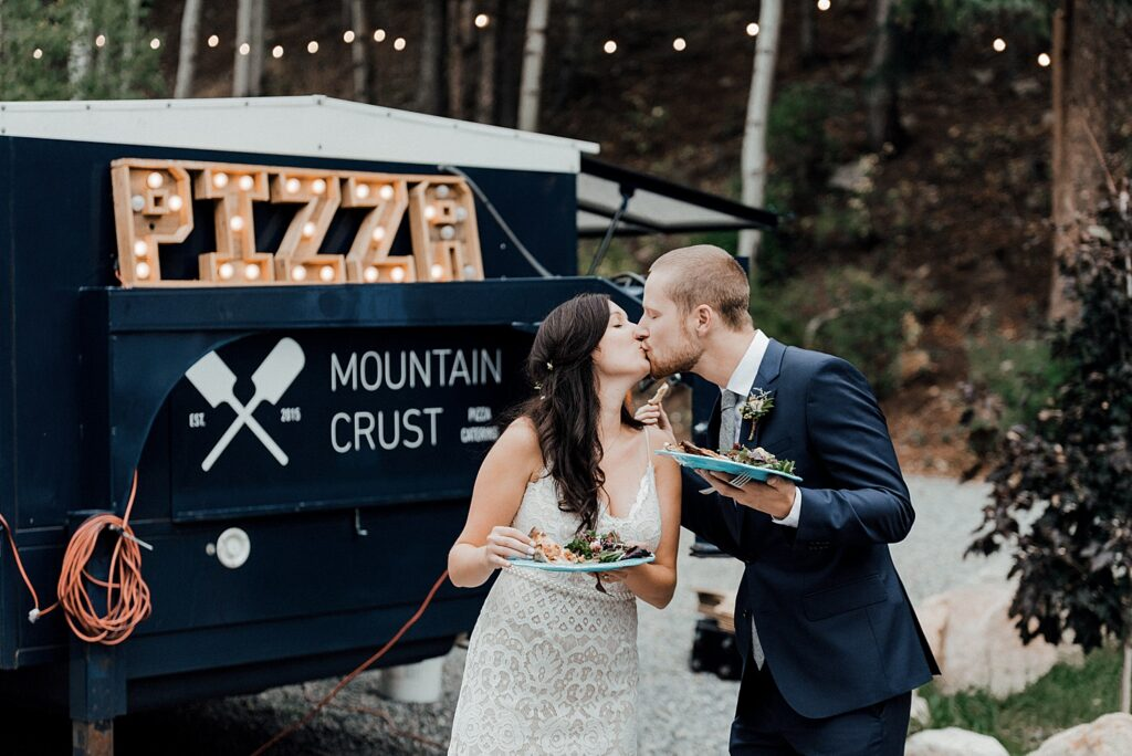 Mountain Crust pizza catering in Idaho Springs, Colorado