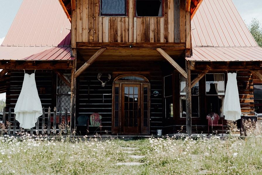 Midnight Ranch house