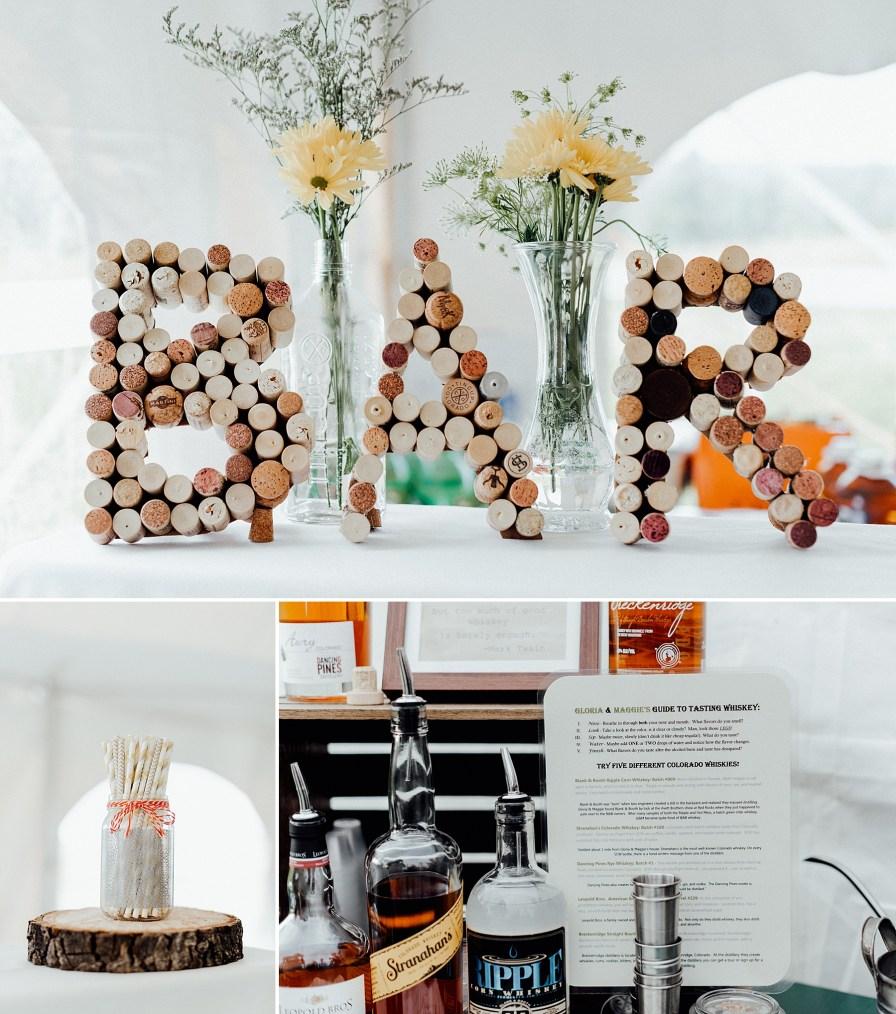 Bar signs, wedding bar signs