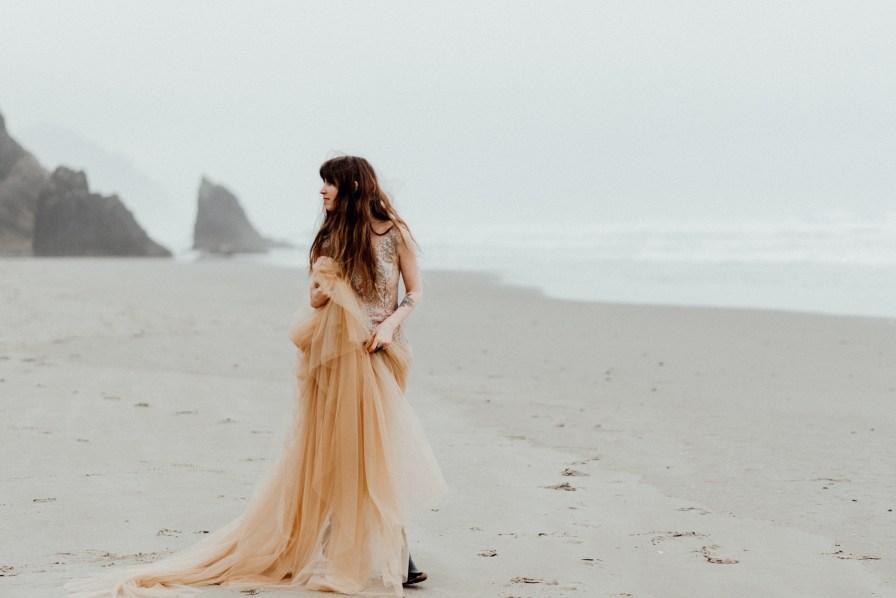 Dress by Claire La Faye