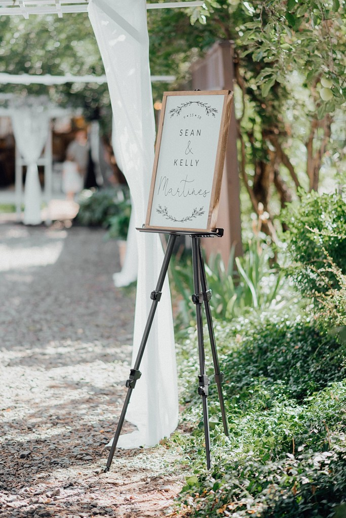 Wedding welcome signs, boho wedding signs, backyard wedding