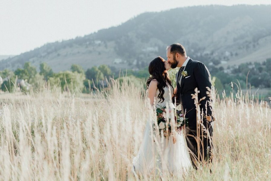 Colorado outdoor wedding photographer