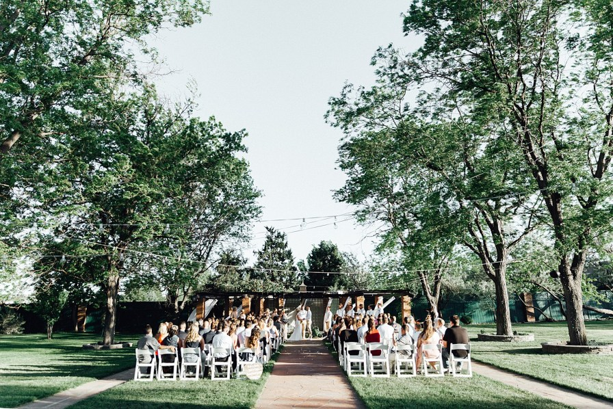 Lionsgate Event Center wedding, Lionsgate Dove House wedding ceremony