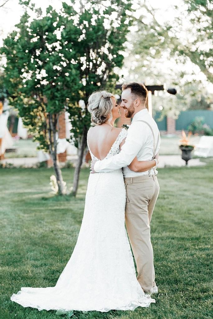 The Dove House wedding