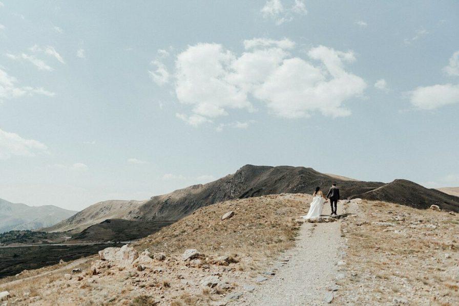 Colorado mountain elopement locations