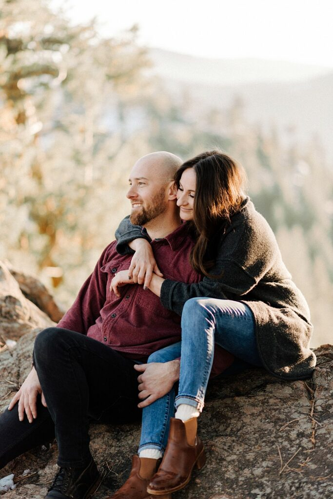 Colorado engagement photo locations