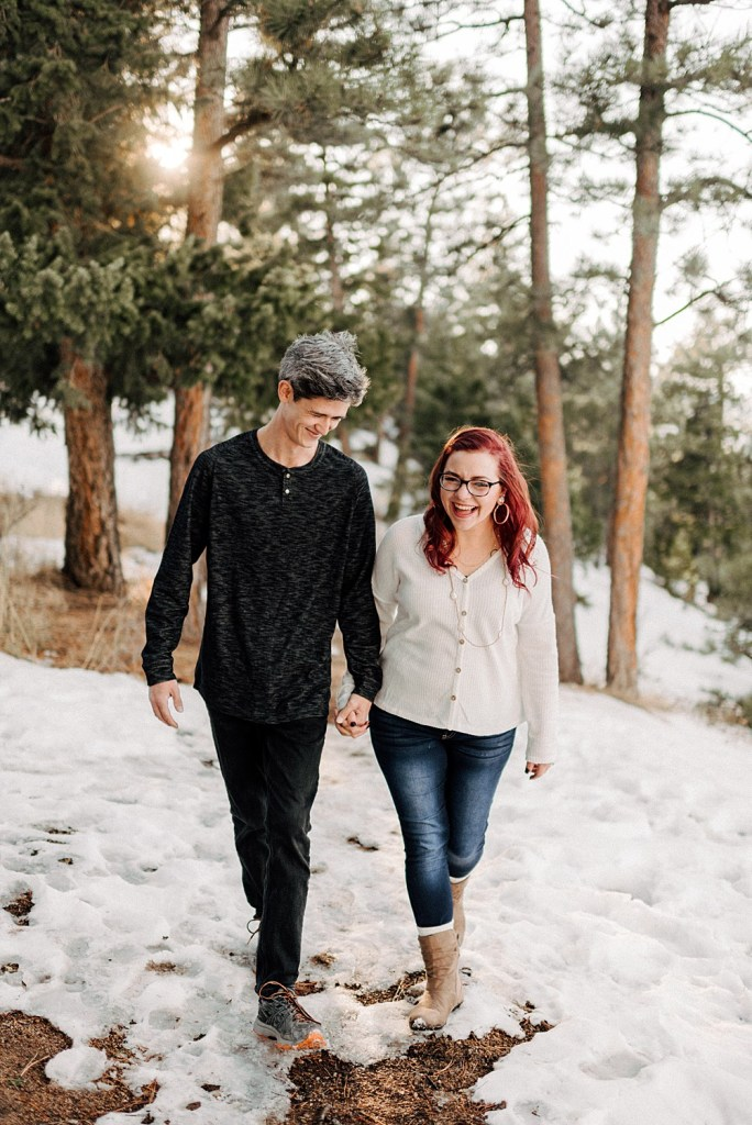 snowy lost gulch engagement
