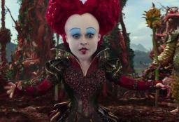 Scene from Alice Through the Looking Glass