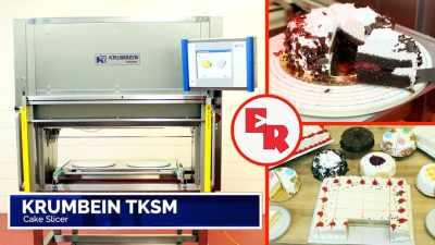 KRUMBEIN TKSM | Bakery Cake Slicer