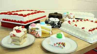 Bakery Slicers | Decorated Cake Processing