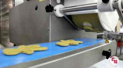 Formatic Cookie Machine
