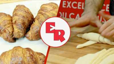 Traditional Butter Croissants