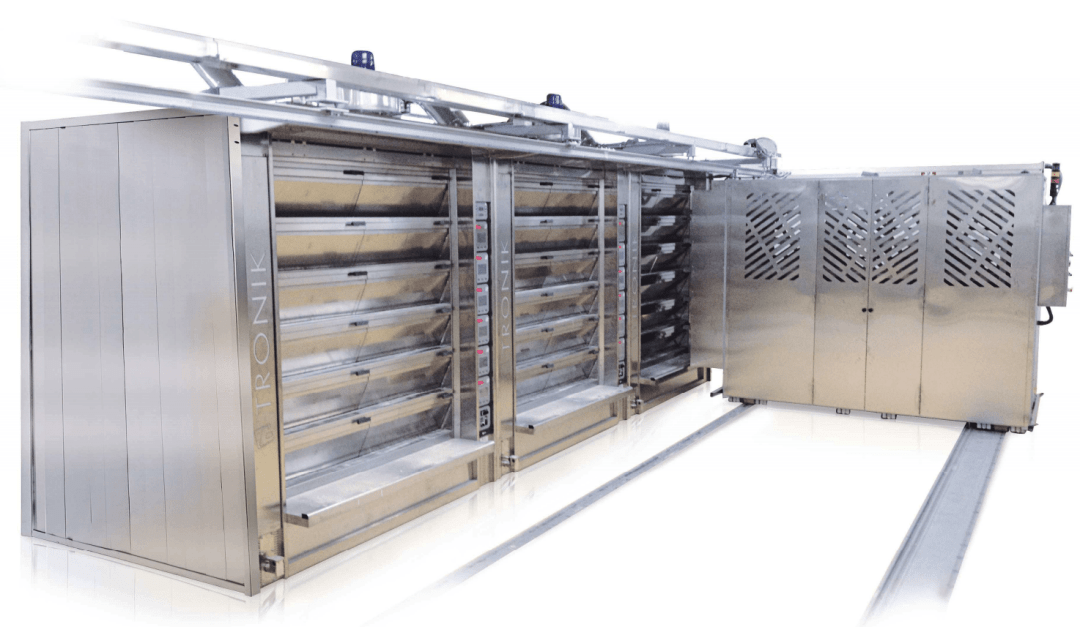 Industrial Oven Loader | Multi-Deck Oven Loader | Wholesale Bread Production Equipment | Bakery Equipment